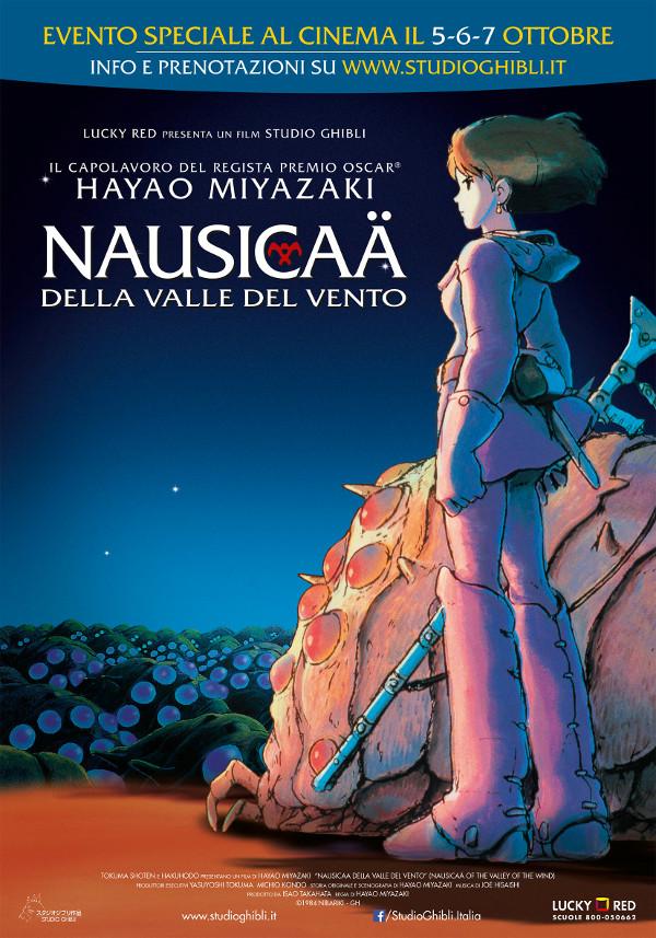 Confermato Nausicaa a Ottobre!