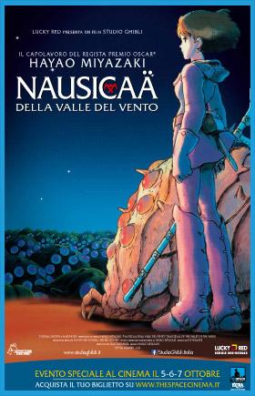 Nausicaa di Miyazaki: le date italiane!