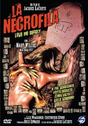 La necrofila in DVD