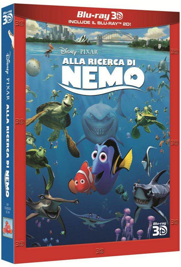 Nemo trova il suo primo Blu-Ray Disc!