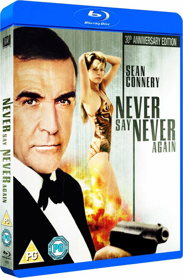 Bond in Blu-Ray: la saga è completa... forse.