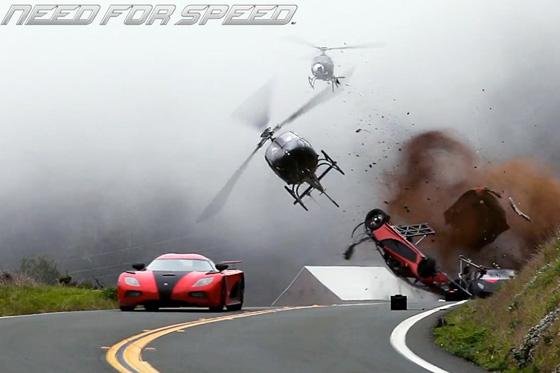 Il bisogno di velocità...