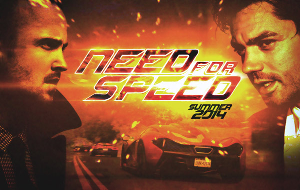 Primo teaser per Need for Speed!