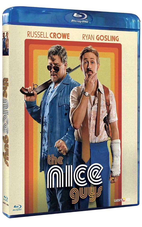Russell Crowe e Ryan Gosling bravi ragazzi!