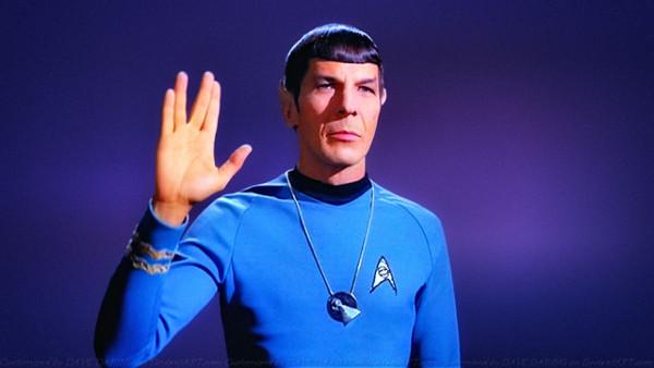 Per amore di Spock!