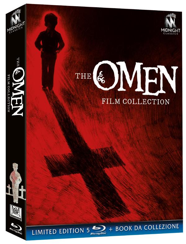 Omen Collection: TUTTI i contenuti disco per disco!