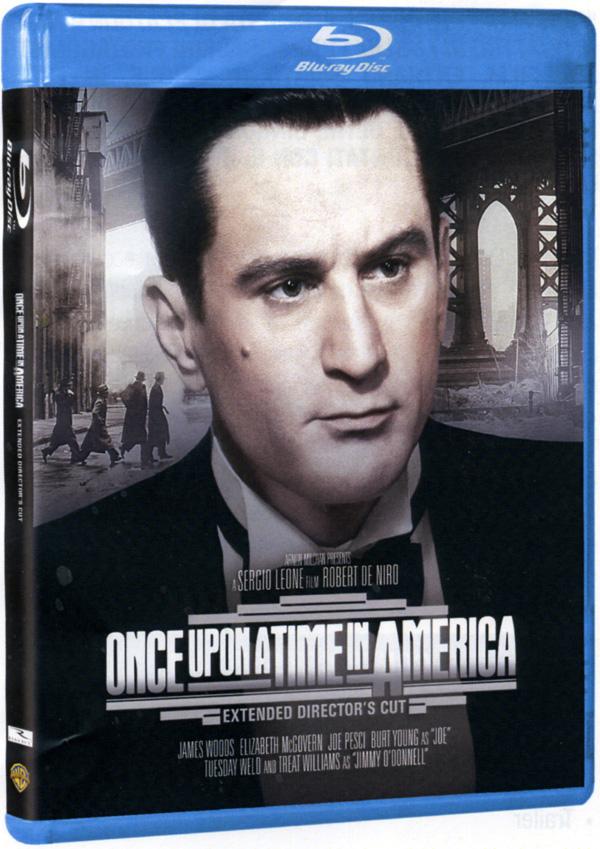 Terzo Blu-Ray per C'era una volta in America!
