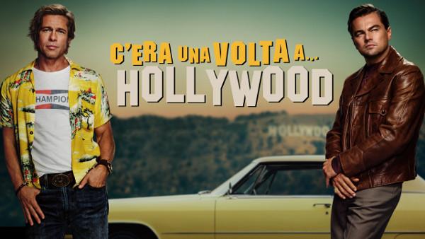 La Hollywood di Quentin Tarantino dal 2 Gennaio!