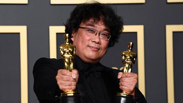 Parasite fa la storia degli Oscar!