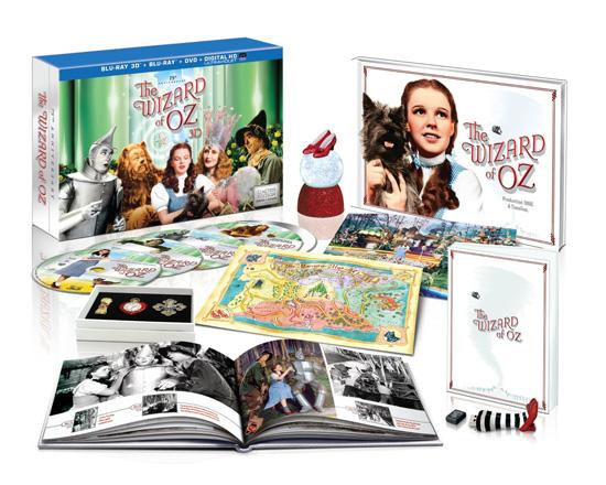 Il Mago di OZ - Edizione 75° Anniversario Import USA + Gadget - In prenotazione su DVDWEB.IT