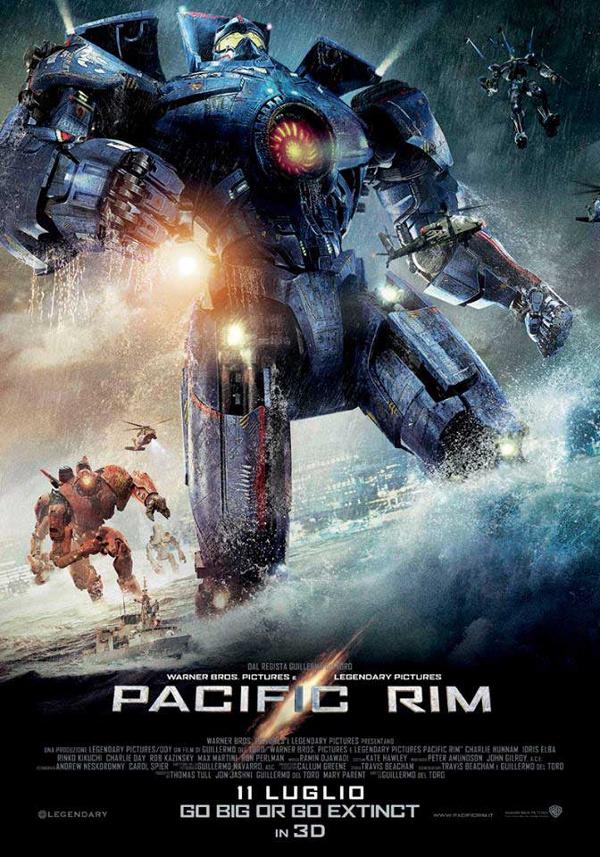 Una Limited robotica per Pacific Rim!
