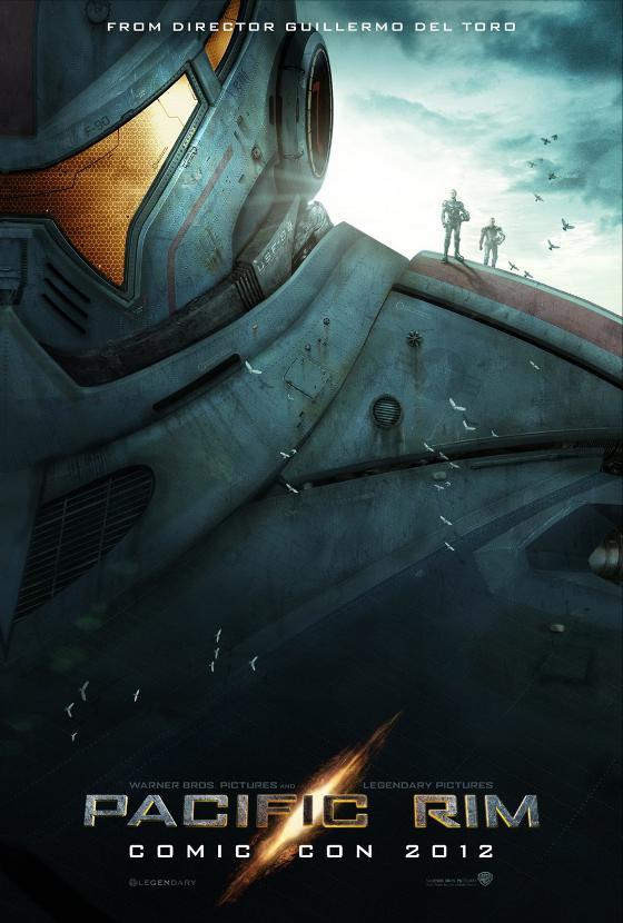 Il mastodontico trailer di Pacific Rim!!!