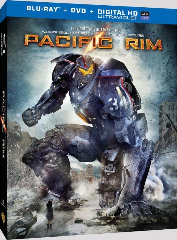 Pacific Rim - DVD, Blu-Ray, Blu-Ray 3D