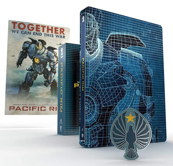 Pacific Rim Titans of Cult a catalogo!