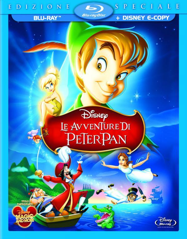Peter Pan torna a parlare!