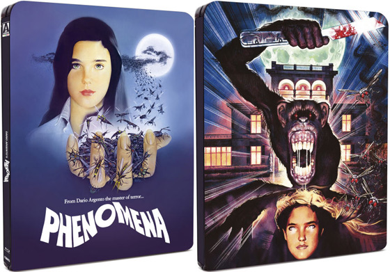 Steelbook Arrow: Bava e Argento!