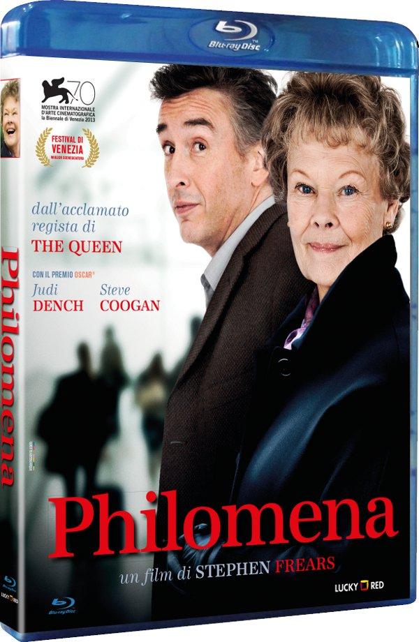 Judi Dench e il cuore grande di Philomena!