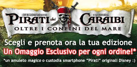 I Pirati dei Caraibi salpano con il vento in poppa!