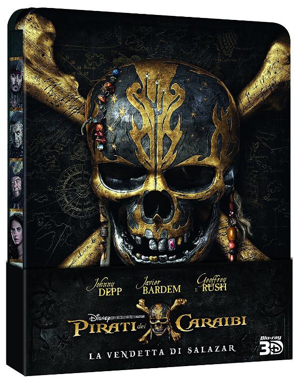 Pirati dei Caraibi: l'avventura continua!