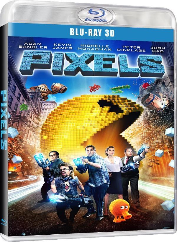 Pixels: il mondo è un videogioco!
