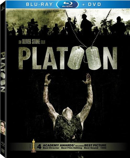 Anche in Italia il Blu-Ray di Platoon