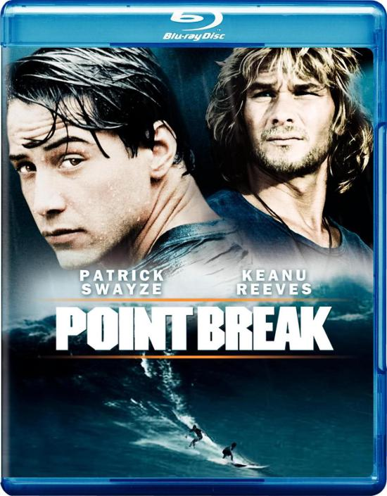 Point Break pronto a surfare ancora!