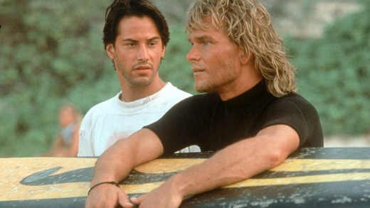 Point break sulle onde del Blu-Ray