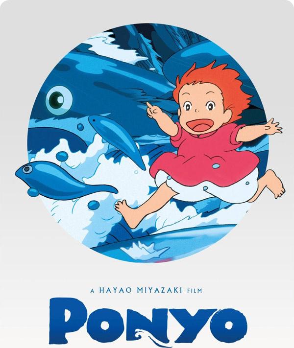 Miyazaki in Blu-Ray: 4 steelbook in Inghilterra!