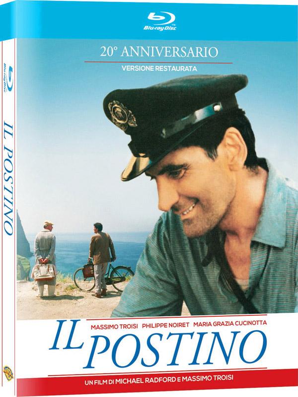 Com'è il Blu-Ray de Il postino?