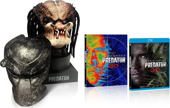 Il confronto: Predator 3D!