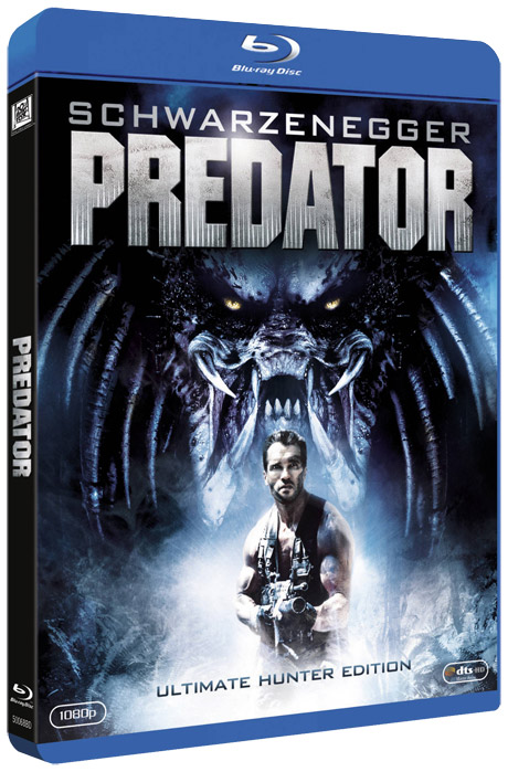 Predator Hunter Edition Bluray