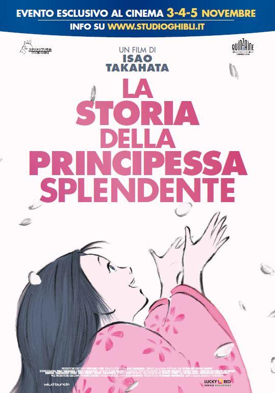 La storia della principessa splendente: trailer e poster!
