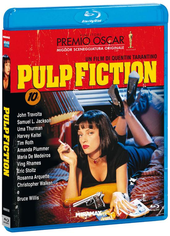 Pulp Fiction in HD: Eagle risolve i problemi!