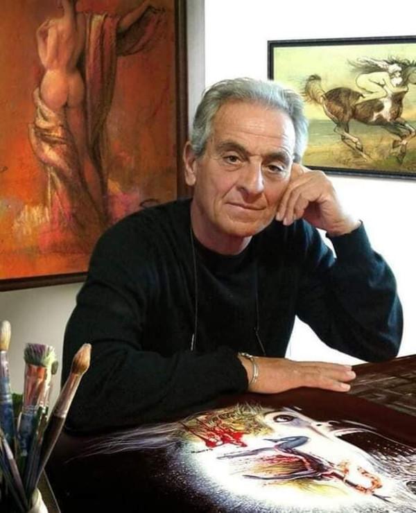 QUADRI DEL CINEMA: In ricordo di Enzo Sciotti