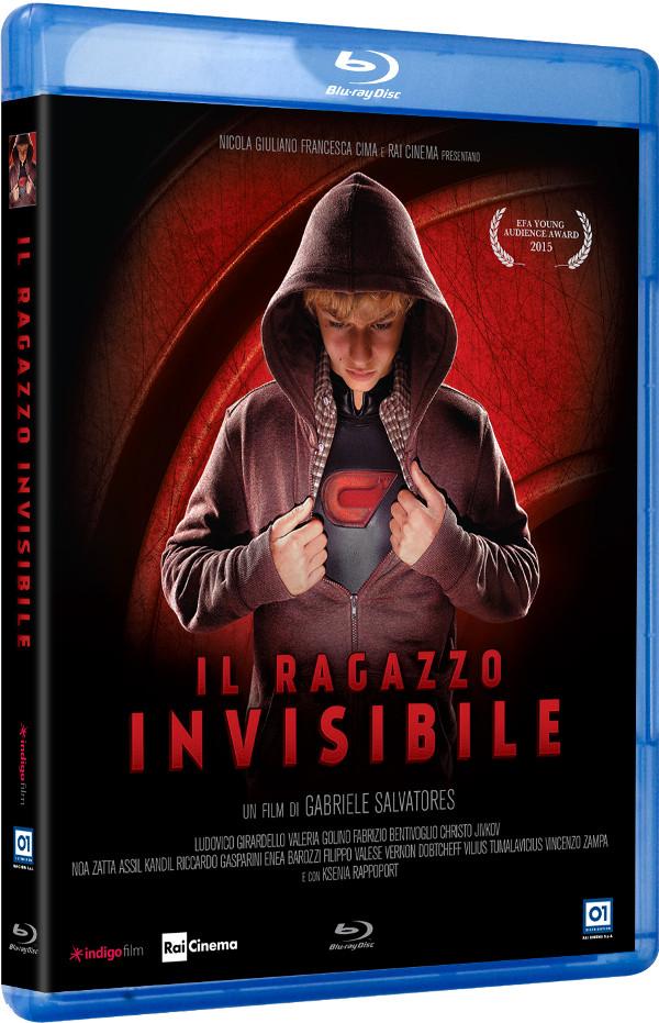 Il ragazzo invisibile... si vede!