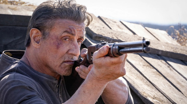 Irriducibile Rambo: il nuovo film anche in 4K!