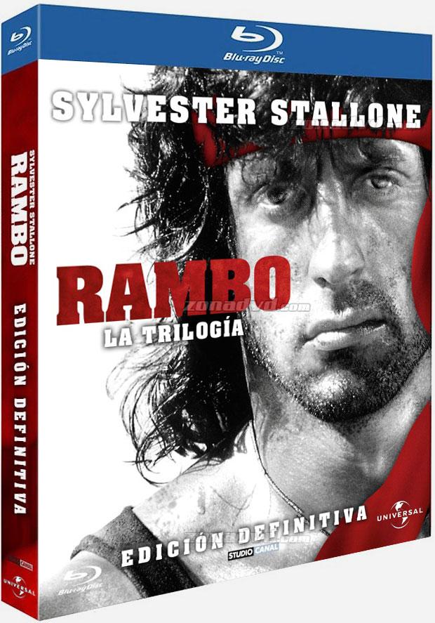 Con la Trilogia di Rambo, dalla granita... alla granata!