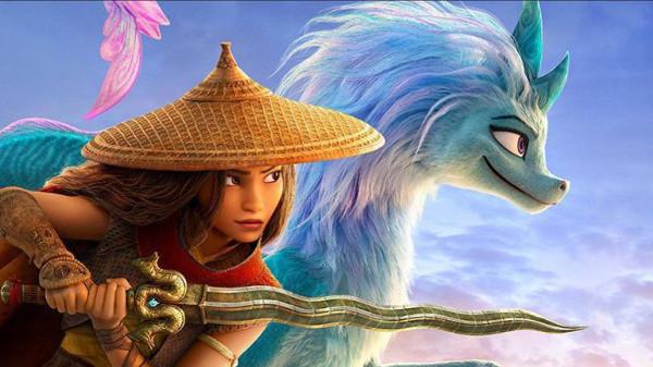 Raya e l'ultimo drago volano dal 18 maggio!