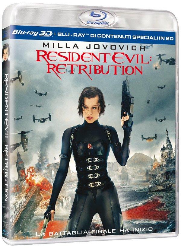 Milla Jovovich contro gli zombie parte 5!