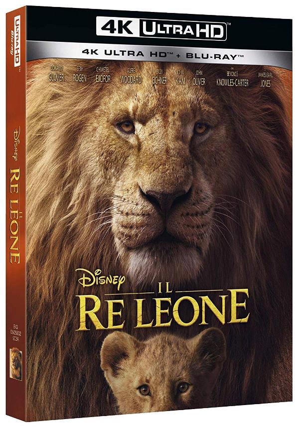 Il re leone sovrano di Natale!