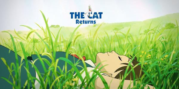 Ghibli 2016: La ricompensa del gatto!