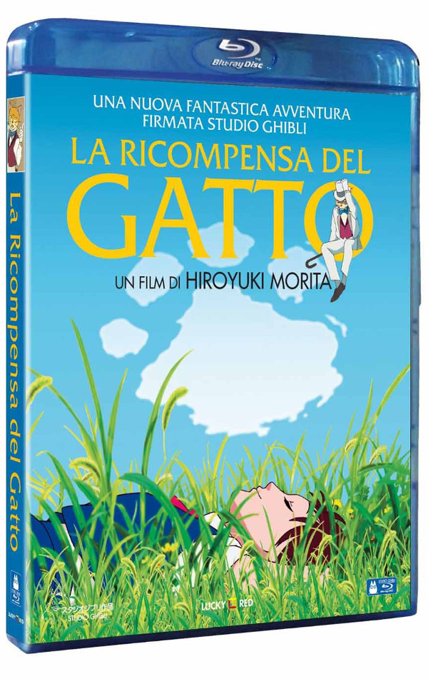 Lucky Red ricompensa i fans Ghibli!