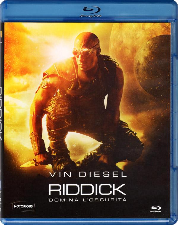 Terza avventura per Riddick!