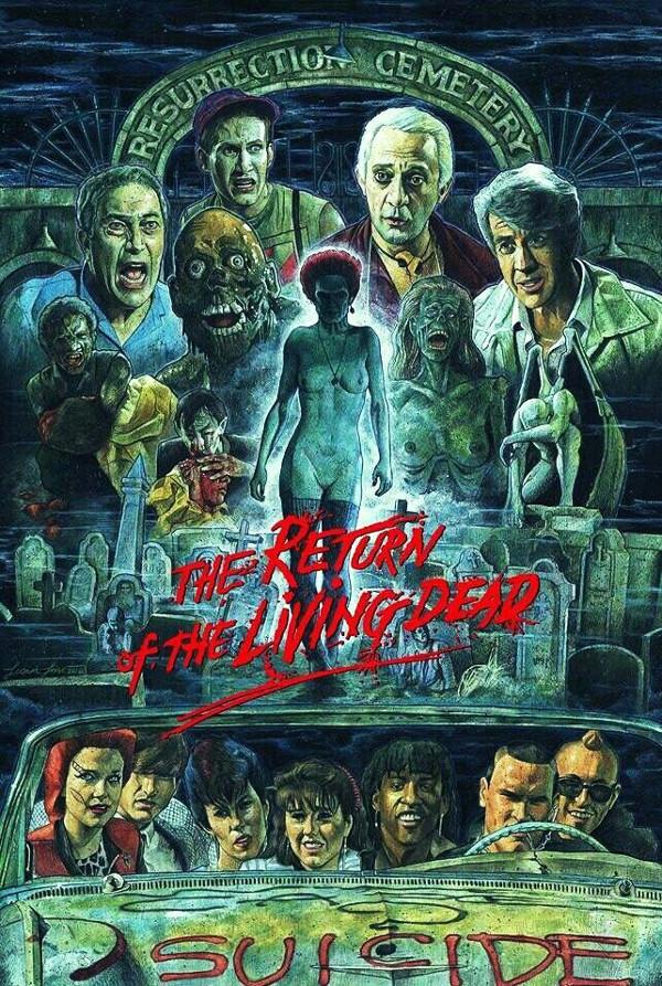 Midnight Classics 4: Il ritorno dei morti viventi!