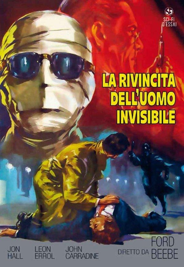L'Uomo Invisibile ricomincia da... cinque!