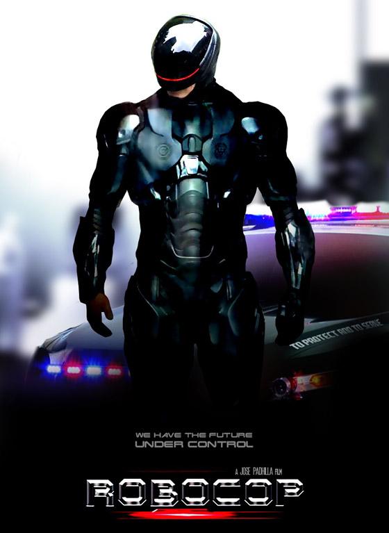 Online il primo trailer di Robocop 2014!