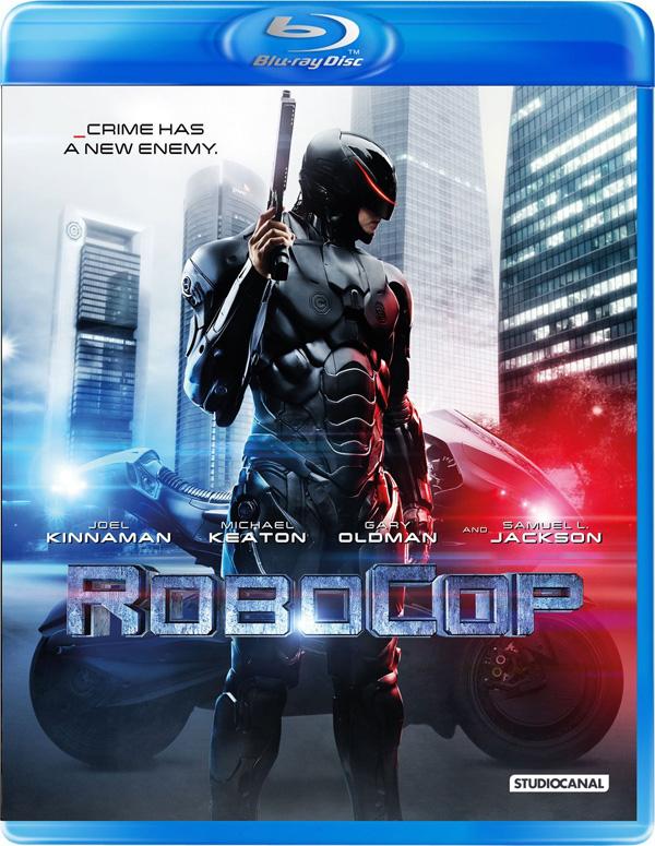 Prende forma il Blu-Ray di Robocop 2014.