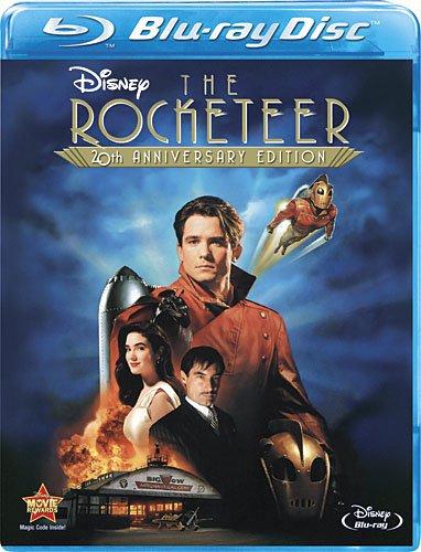 Rocketeer in Blu-ray?