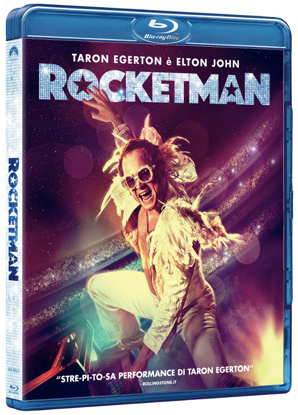 Rocketman: not the man they think I am at home