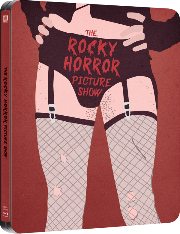 Abbiamo l'esclusiva!!! The Rocky Horror Picture Show STEELBOOK!